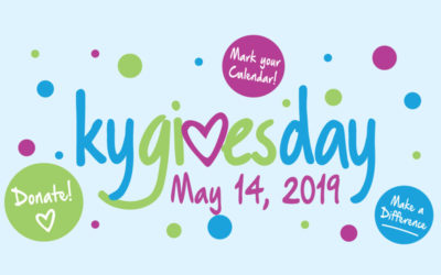 Kentucky Gives Day is coming up!