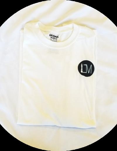 White tees: $10