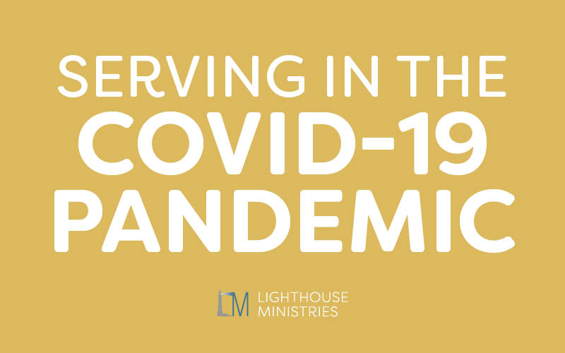 Still Serving Two Meals a Day During COVID-19