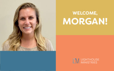 Welcome Morgan!