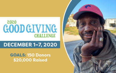 2020 GoodGiving Challenge